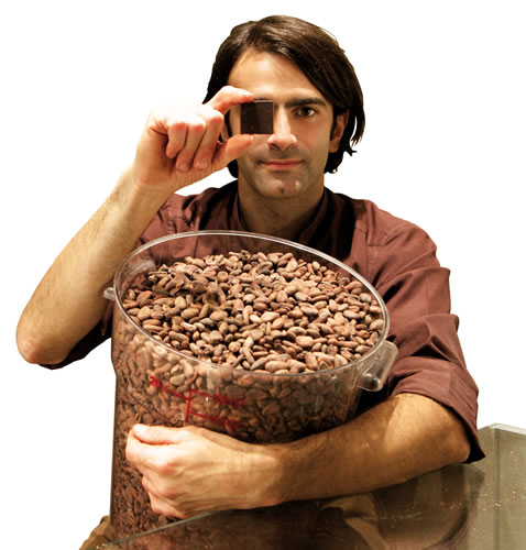 marco colzani artigiano del cioccolato c-amaro
