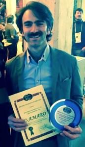Foto marco con premio