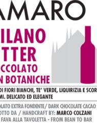 FRONTE - MILANO BITTER 80% C-AMARO